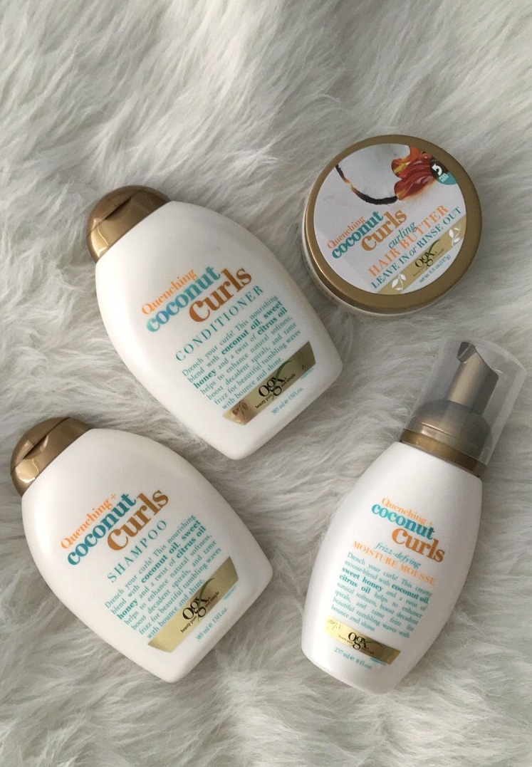 atk5faves according to kimberly organix coconut collection