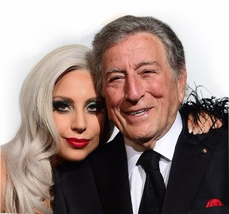 ct-lady-gaga-tony-bennett-ravinia-20150626