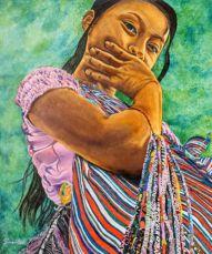 oil-painting-signed-portrait-fine-art-her-gaze-novica-guatemala-d9608e66f5860490a6234d77f328f30b