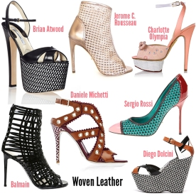Woven-leather-shoes-Spring-2013