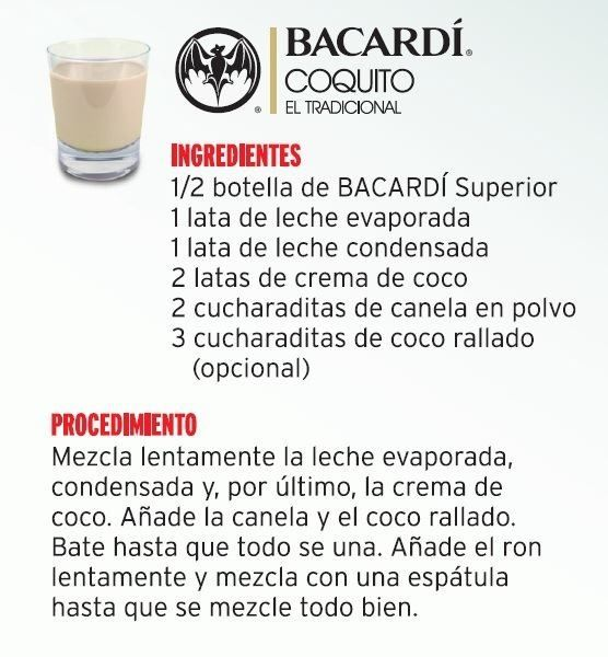 Image Result For Receta Original De Coquito