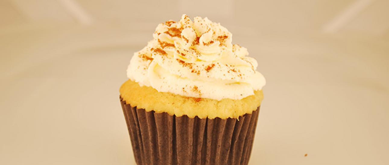 Coquito Cupcakes Beautifulboricuastyle