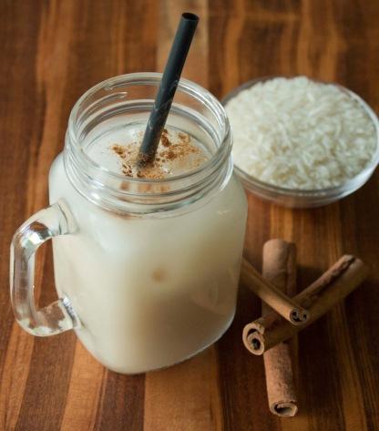 Homemade-Horchata