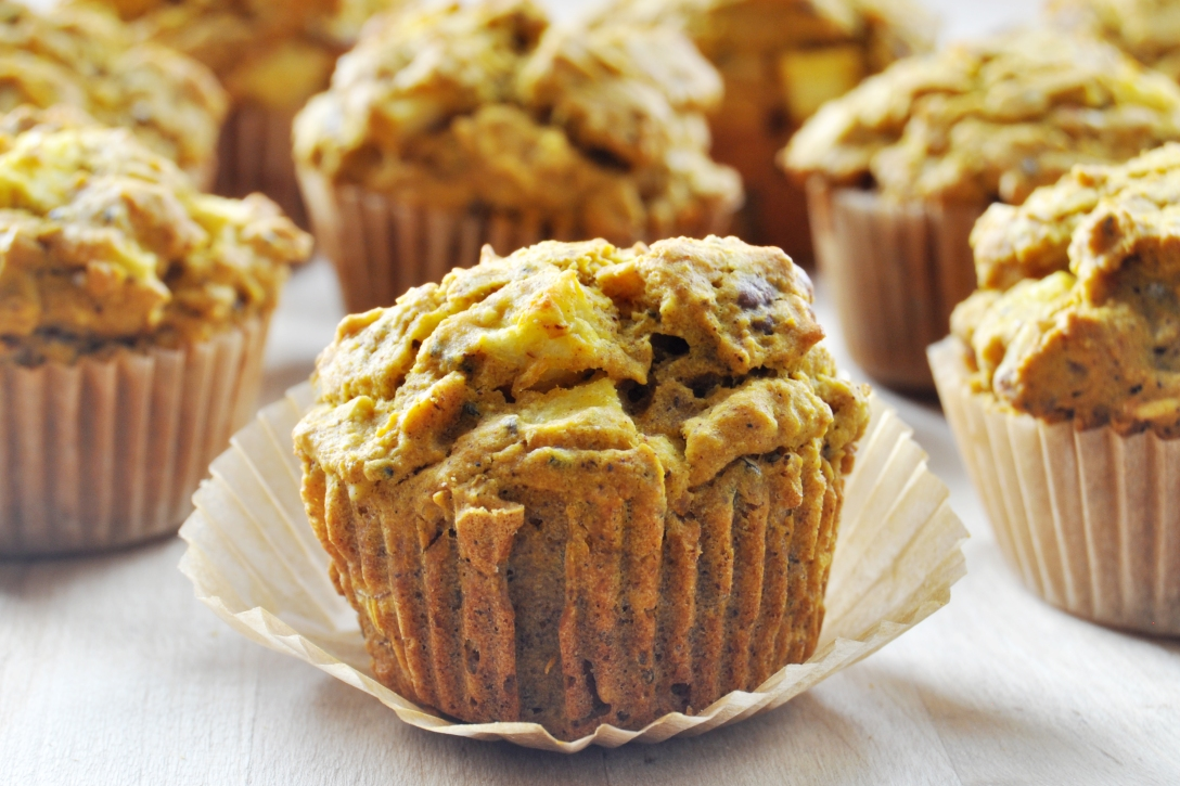 Pumpkin-Apple-Muffins-Vegan-Gluten-Free-3